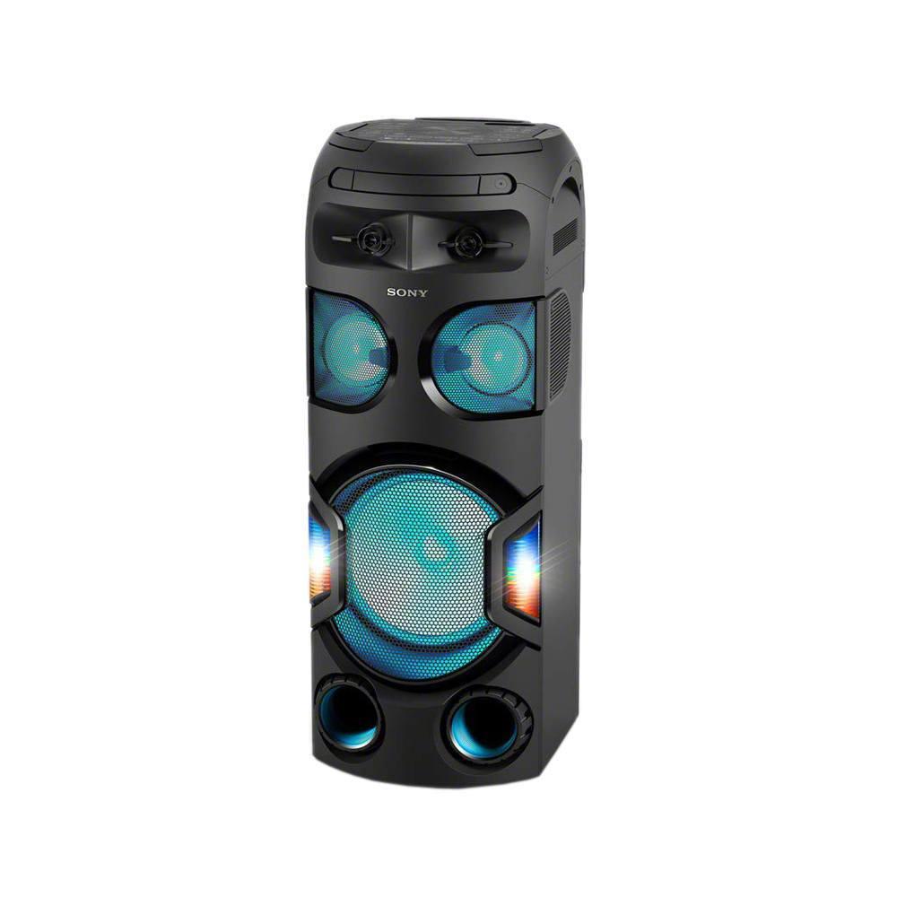 Sony Vertical Standing System Audio Usb/ Cd/ Mp3/ Dvd/ Fm ...